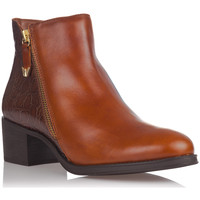 Chaussures Bottines Zapp 5050 Marron