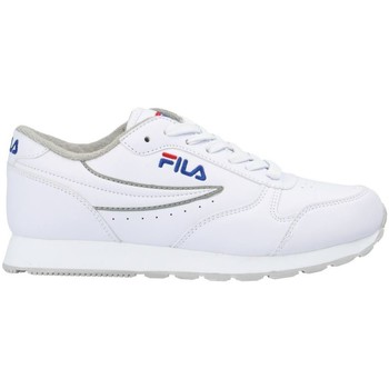 Chaussures Homme Baskets basses Fila - Baskets Orbit Low blanc