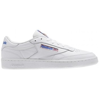 Chaussures Baskets basses Reebok Sport CLUB C 85 SO / BLANC Blanc