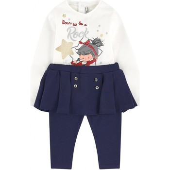Vêtements Fille Ensembles enfant Princesse Ilou Ensemble bébé Multicolore