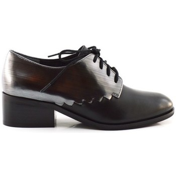 Chaussures Femme Derbies What For OWEN black Noir