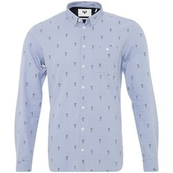 Vêtements Homme Chemises Minimum FEROZ Bleu