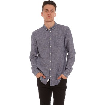 Vêtements Homme Chemises Minimum DUXFORD Dark Iris