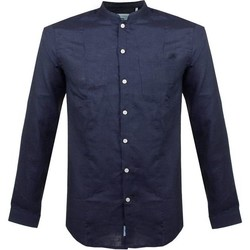 Vêtements Homme Chemises Minimum TRENTON Bleu Marine