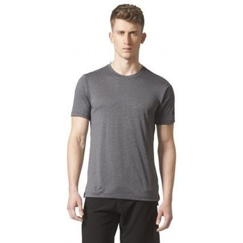 Vêtements Homme T-shirts manches courtes adidas Originals Tee shirt homme Freelift Climacool Gris
