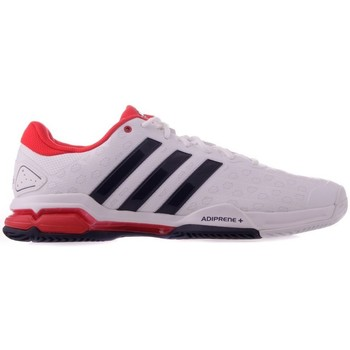 Chaussures Homme Tennis adidas Originals Barricade Club Blanc
