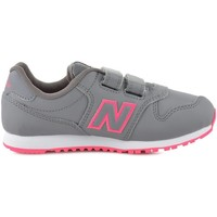 Chaussures Fille Baskets basses New Balance KV500 GRIS