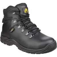 Chaussures Homme Chaussures de travail Amblers Safety AS335 Moorfoot Black