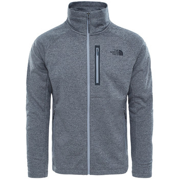 Vêtements Homme Sweats The North Face Canyonlands Full Zip TNF MED GRY HTR