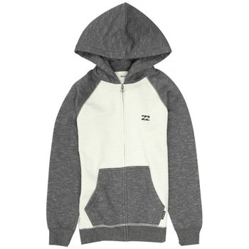 Vêtements Garçon Sweats Billabong Sweat  Balance Zip Hood - Grey Heather Gris