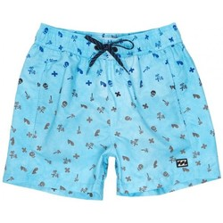 Vêtements Garçon Maillots / Shorts de bain Billabong Boardshort  Palmories Boys 13 - Blue Bleu
