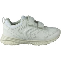 Chaussures Enfant Baskets basses Geox BERNIE G DEPORTIVA BLANC