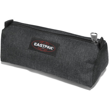 Sacs Trousses Eastpak Trousse  Benchmark ref_eas35279-77H-Black Denim Noir