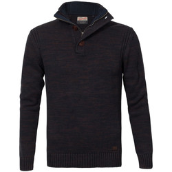 Vêtements Homme Pulls Petrol Industries KnitwearKWC206 Black Navy