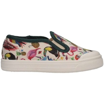Chaussures Fille Slips on Pe'pe' Pe'pe' 00077-TROPIC Slip On Enfant Multicolore Multicolore