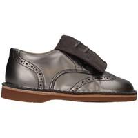 Chaussures Fille Richelieu Eli 2481 ACERO Gris
