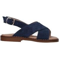 Chaussures Fille Sandales et Nu-pieds Cucada 4174T OCEANO Sandales Bébé Océan Océan