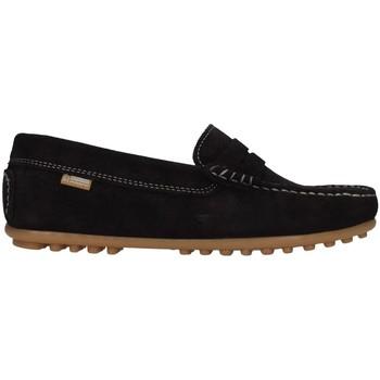 Chaussures Fille Richelieu Eli 7643 BLU Bleu