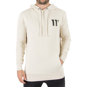 Vêtements Homme Sweats 11 Degrees Homme Sweat à capuche, Beige beige