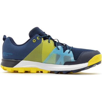 Chaussures Homme Running / trail adidas Performance Kanadia 8 Trail M Blue / Yellow