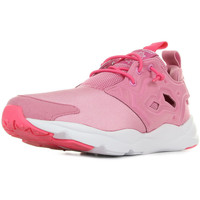 Chaussures Fille Baskets basses Reebok Sport Furylite rose