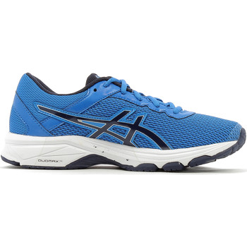 Chaussures Fille Running / trail Asics GT 1000 6 GS Directoire Blue / Peacoat / Silver