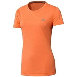 Vêtements Femme T-shirts manches courtes adidas Originals Tshirt Prime Orange