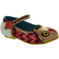 Chaussures Fille Ballerines / babies Irregular Choice Mini Harrold Or