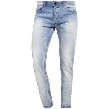 Vêtements Homme Jeans slim Diesel SLEENKER 0854X Bleu Clair