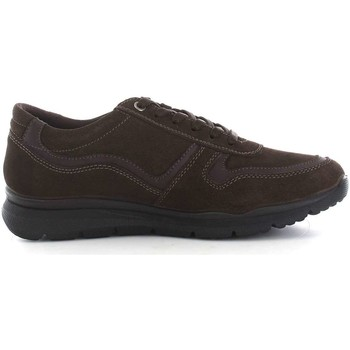 Chaussures Homme Mocassins Enval 8908300 Basket Homme Coffee Coffee