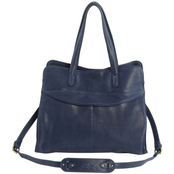Sacs Femme Cabas / Sacs shopping Kate Lee YVANA Bleu
