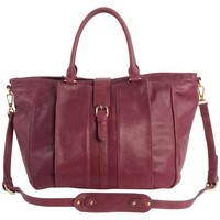 Sacs Femme Cabas / Sacs shopping Kate Lee LYNAH Bordeaux