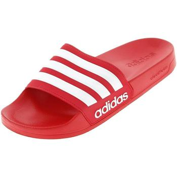 Chaussures Homme Mules adidas Originals Cf adilette confort rge Rouge