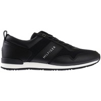 Chaussures Homme Baskets basses Tommy Hilfiger Maxwell Black Noir