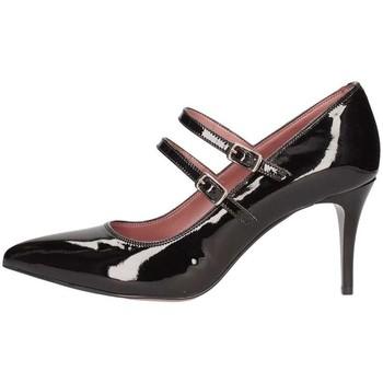Chaussures Escarpins albano 7166 escarpins femme noir