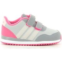 Chaussures Fille Baskets basses adidas Originals V JOG CMF INF BC0088 Gris
