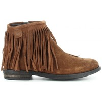 Chaussures Fille Bottines Acebo's 9512 Marron