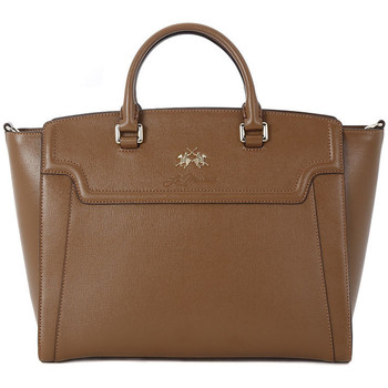 Sacs Femme Cabas / Sacs shopping La Martina LA PORTENA BROWN Marrone