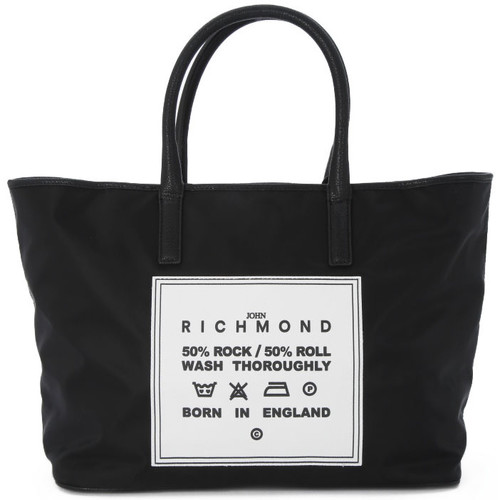 Sacs Femme Cabas / Sacs shopping Richmond SHOPPING BAG DEBBIE Nero