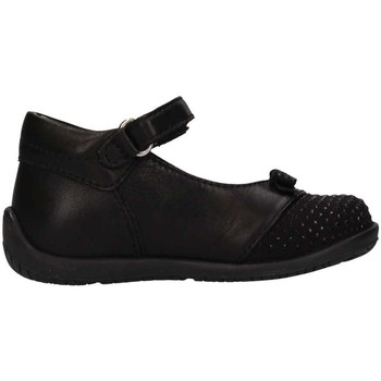 Chaussures Fille Ballerines / babies Florens W5015V Ballerines Enfant Noir Noir