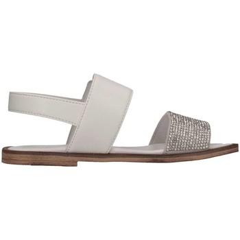 Chaussures Fille Sandales et Nu-pieds Florens W875413B Sandales Enfant Blanc Blanc