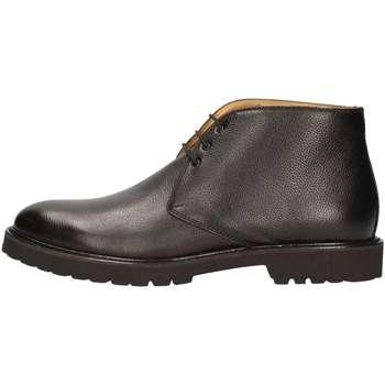 Chaussures Homme Boots Hudson 720 Bottines Homme Noir Noir