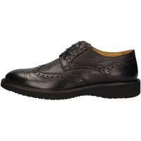 Chaussures Homme Derbies Hudson 917 Lace up shoes Homme Noir Noir