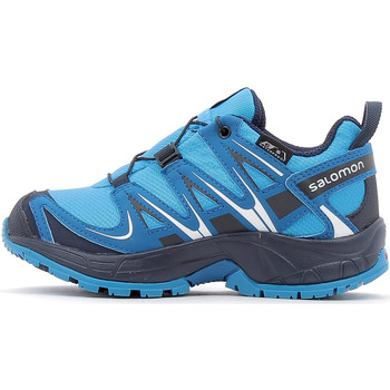 Chaussures Enfant Running / trail Salomon XA PRO 3D CSWP Kid Hawaiian / Mykonos