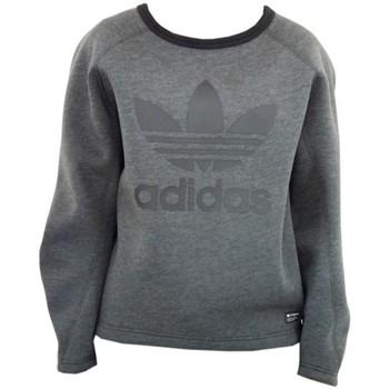 Vêtements Femme Pulls adidas Originals Originals Bonded Crew Sweatshirt Graphite