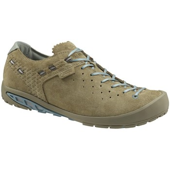 Chaussures Femme Baskets basses Salewa Ramble Goretex Womens Beige-Gris