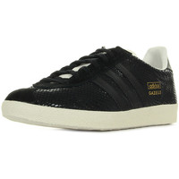 Chaussures Femme Baskets basses adidas Originals Gazelle Og noir