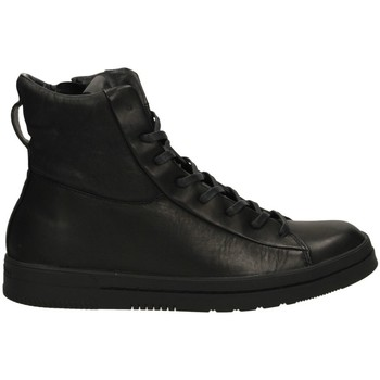 Chaussures Homme Baskets montantes Crime London DOWNTOWN Noir