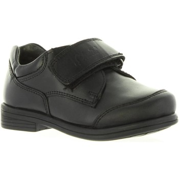 Chaussures Garçon Mocassins Cheiw 46065XF Negro