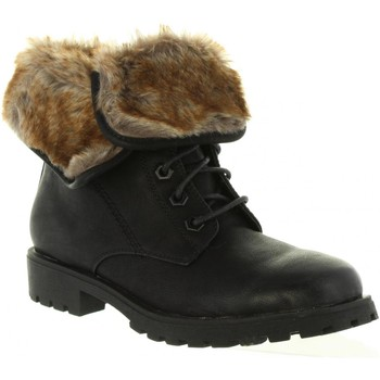 Chaussures Femme Bottines MTNG 52586 Negro